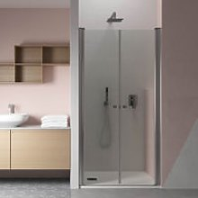 Docciaviva - Porta doccia per nicchia da 100 cm