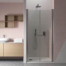 Docciaviva - Porta doccia per nicchia da 75 cm