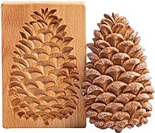 Doherty - Stampi per biscotti in legno, per