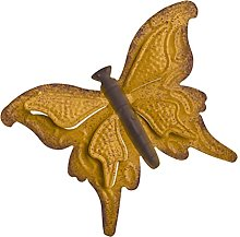 DOITOOL Farfalla in Metallo di Arte della Parete