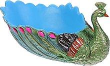 DOITOOL Pavone Fioriera Creativo Succulente Vaso