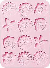 DOITOOL - Stampo da forno a forma di fiore, per