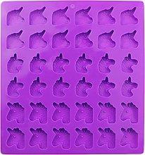 DOITOOL Stampo per torte in silicone con 36