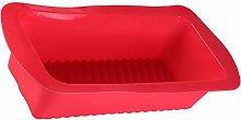 DOITOOL - Stampo rettangolare in silicone per pane