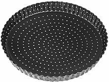 DOITOOL - Teglia per pizza antiaderente con fori
