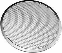 DOITOOL - Teglia per Pizza e Pizza, in Alluminio,