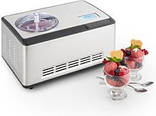 Dolce Bacio Gelatiera 2l LCD-Touch Screen in