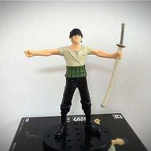 Doll Height 16cm One Piece Roronoa Zoro figura