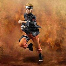 Doll Height 23cm Naruto Running Uzumaki Naruto