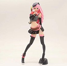 Doll Height 25cm One Piece Anime Perona in Black
