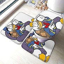 Don Donald Fauntleroy Duck - Set di 3 tappetini da