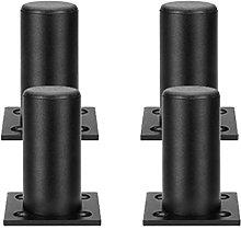 Dongyao 4 gambe per mobili in lega di alluminio