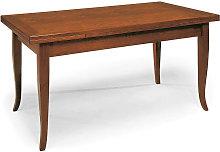 DONNY - tavolo consolle allungabile in legno in