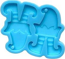Donthinkso - Stampo in silicone per realizzare