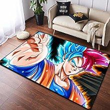 Dragon Ball anime Tappeto tappeto per soggiorno,