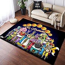 Dragon Ball , tappeto per soggiorno, camera da