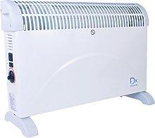 DREXON 923300 - Termoventilatore portatile Ricci a