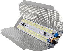 Drillpro - 50W 68LED Proiettore Flood Lampada