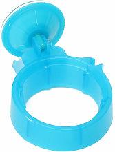Drillpro - Asciugacapelli rotondo per bagno,