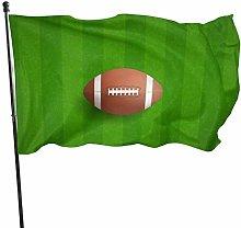 DRXX Bandiera a Sfera per Campo da Calcio