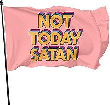 DRXX Bandiera da Giardino Autunnale Pink Today