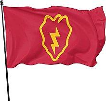 DRXX Bandiera della 25a Divisione di Fanteria