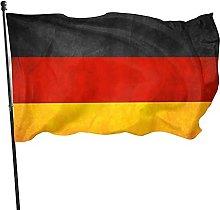 DRXX Bandiera della Germania Bandiera 150x90 cm