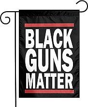 DRXX Black Guns Matter Banner Americano per