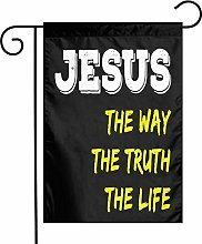 DRXX Jesus The Way The Life The Truth Bandiera