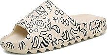 DRXX Pantofole per Donna e Uomo ad Asciugatura