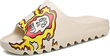 DRXX Scarpe da Doccia per Donna, Pantofole Aperte,