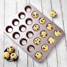 DSWHM - Stampo antiaderente per muffin, pane,