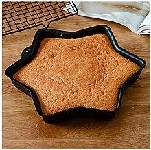 DSWHM - Stampo da forno esagonale per pane, torte,