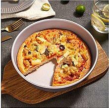 DSWHM - Teglia per pizza da 22,5 cm, antiaderente,