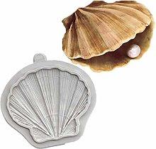 DUBENS Clam Shell, stampo in silicone per