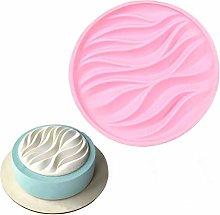 DUBENS Stampo in silicone per decorazioni 3D a