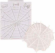 DUBENS Stampo in silicone per ragni e ragni, per