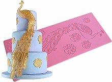 DUBENS - Stampo in silicone per torta nuziale