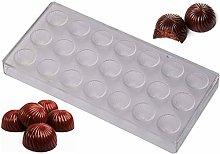 DUBENS - Stampo per cioccolatini 3D in