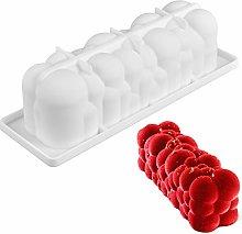 DUBENS Wolke - Stampo in silicone 3D per dolci fai