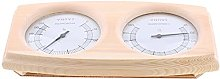 Dulcicasa di Legno Sauna igrometro termometro,