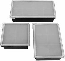 Durable Ice Cubes Mold Stampo per ghiaccio Stampo