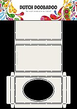 Dutch Doobadoo 470.713.053 - Scatola con finestra