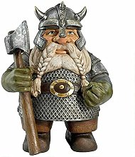 Dwarf Statue per Prato Interna Casa,Resina Dwarf