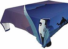DXG1 - Tovaglia per tavoli rettangolari, 152,4 x