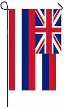 Eastlif Bandiera da Giardino a Doppia Faccia 12,5