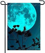 Eastlif Bandiera del Giardino della Luna Blu