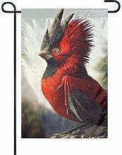 Eastlif Home Bandiere da Giardino per Uccelli