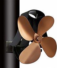 EastMetal Ventilatore Camino, Ventilatore per