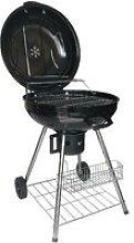 EASY GRILL - Barbecue a carbonella - nero